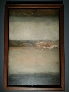 Turner's Triple Seascape turn upside down