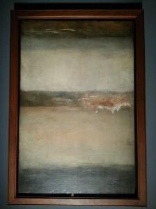 Turner's Triple Seascape turn upside down
