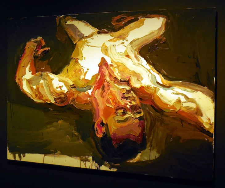 Trooper M, After Afghanistan, Ben Quilty