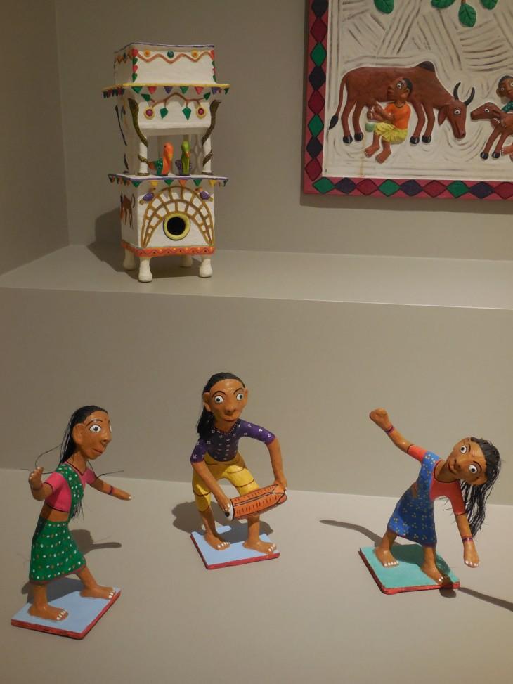 Figures by Bhagat Ram Rajawar